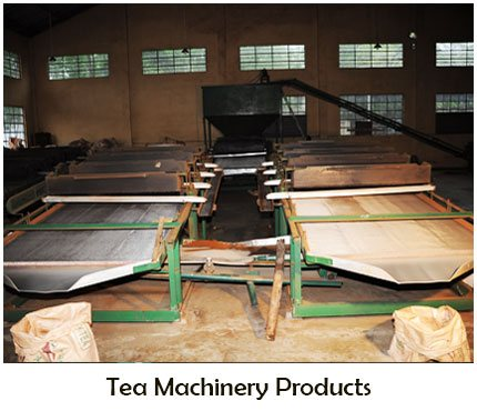 tea shorting machine
